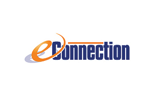 E-connection E-commerce Websites Logo Design