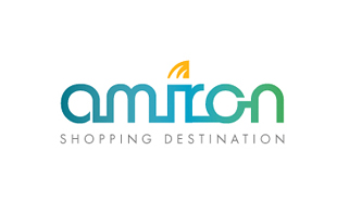 Amron Shopping Destination E-commerce Websites Logo Design