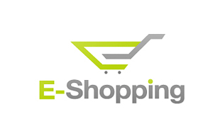 E-Shopping E-commerce Websites Logo Design