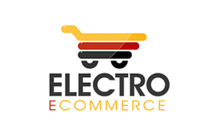 Electro Ecommerce E-commerce Websites Logo Design