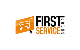 First Service Group E-commerce Websites Logo Design
