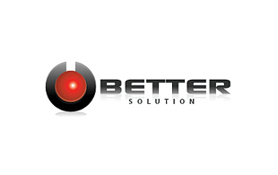 Better Solution E-commerce Websites Logo Design