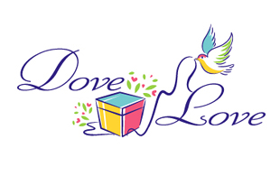 Dove Love Feminine Logo Design