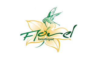Florel Boutique Feminine Logo Design