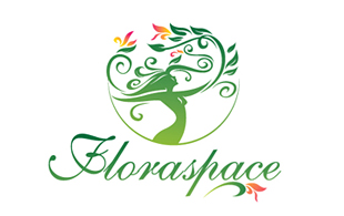 Floraspace Floral & Decor Logo Design