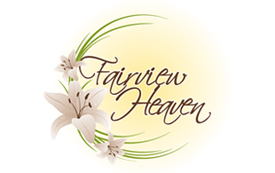 Fairview Heaven Floral & Decor Logo Design