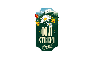 Old Street Floral & Decor Logo Design