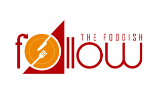 The Foodish Follow Food & Beverages Logo Design