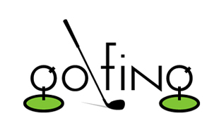 Golfing Golf Courses Logo Design