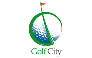 Golfcity Golf Courses Logo Design