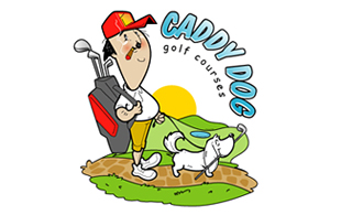 Caddy Doc Golf Courses Logo Design