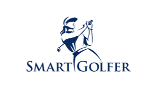 Smart Golfer Golf Courses Logo Design