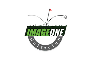 ImageOne Golf Courses Logo Design