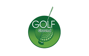 Golf ground Golf Courses Logo Design