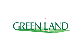 Greenland Golf Courses Logo Design