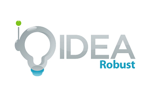 Idea Robust Hi-Tech Logo Design