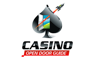Casino Hi-Tech Logo Design
