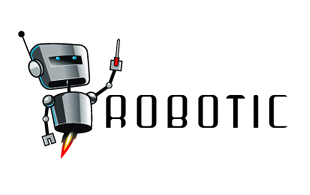 Robotic Hi-Tech Logo Design