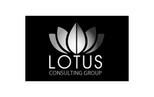 Lotus Consulting Group Hi-Tech Logo Design