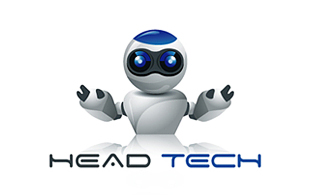 Headtech Hi-Tech Logo Design