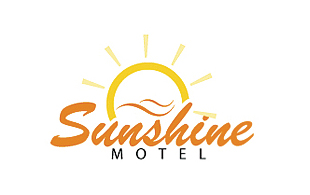 Sunshine Motel Hotels & Hospitality Logo Design