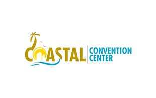 Coastal Convention Cen Hotels & Hospitality Logo Design