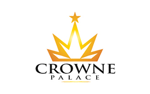 Crown Palace Hotels & Hospitality Logo Design