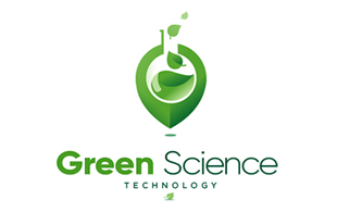 Green Science Iconic Logo Design