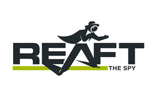 Reaft Inspection & Detection Logo Design