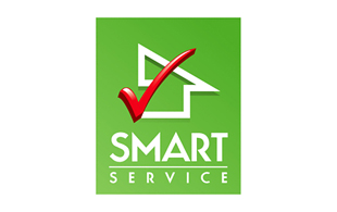 Smart Service Inspection & Detection Logo Design