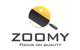 Zoomy Focus On Quality Inspection & Detection Logo Design