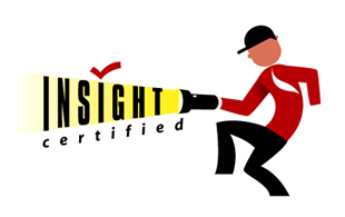Insight Certified Inspection & Detection Logo Design