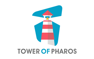 Tower Of Pharos Inspection & Detection Logo Design