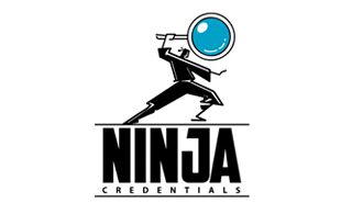 Ninja Credentials Inspection & Detection Logo Design