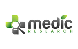 Medic Research Inspection & Detection Logo Design