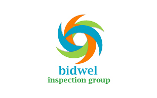 Bidwel Inspection Group Inspection & Detection Logo Design