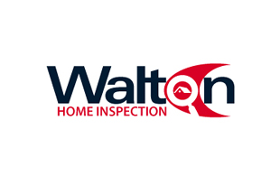 Walton Home Inspection Inspection & Detection Logo Design