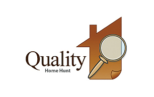 Quality Home Hunt Inspection & Detection Logo Design
