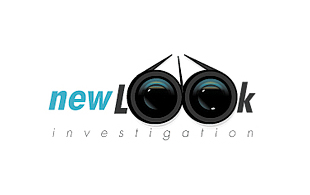 New Look Investigation Inspection & Detection Logo Design