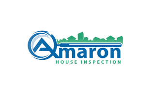Amaron House Inspection Inspection & Detection Logo Design