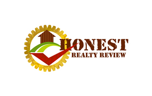 Honest Realty Review Inspection & Detection Logo Design