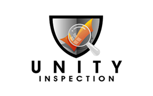 Unity Inspection Inspection & Detection Logo Design