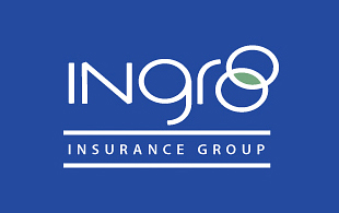 Ingro Insurance Group Insurance & Risk Management Logo Design