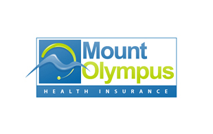 Mount Olympus Health Insurance Insurance & Risk Management Logo Design