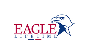 Eagle Lifetime Insurance & Risk Management Logo Design