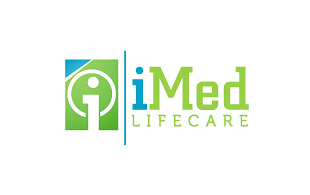 Imed Lifecare Insurance & Risk Management Logo Design