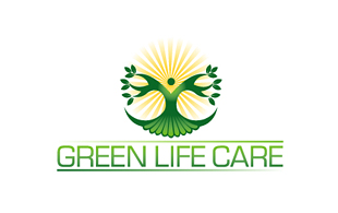 Green Life care Insurance & Risk Management Logo Design