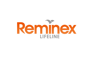 Reminex Lifeline Insurance & Risk Management Logo Design