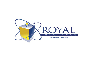 Royal Insurance & Risk Management Logo Design