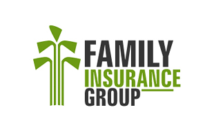 Family Insurance Group Insurance & Risk Management Logo Design
